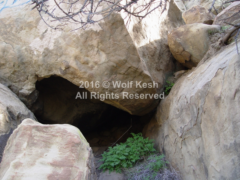 California Cave Nature Art Photo By Wolf Kesh