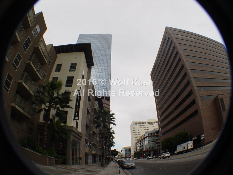 Downtown Los Angeles #214 Los Angeles Stock Photo by Wolf Kesh