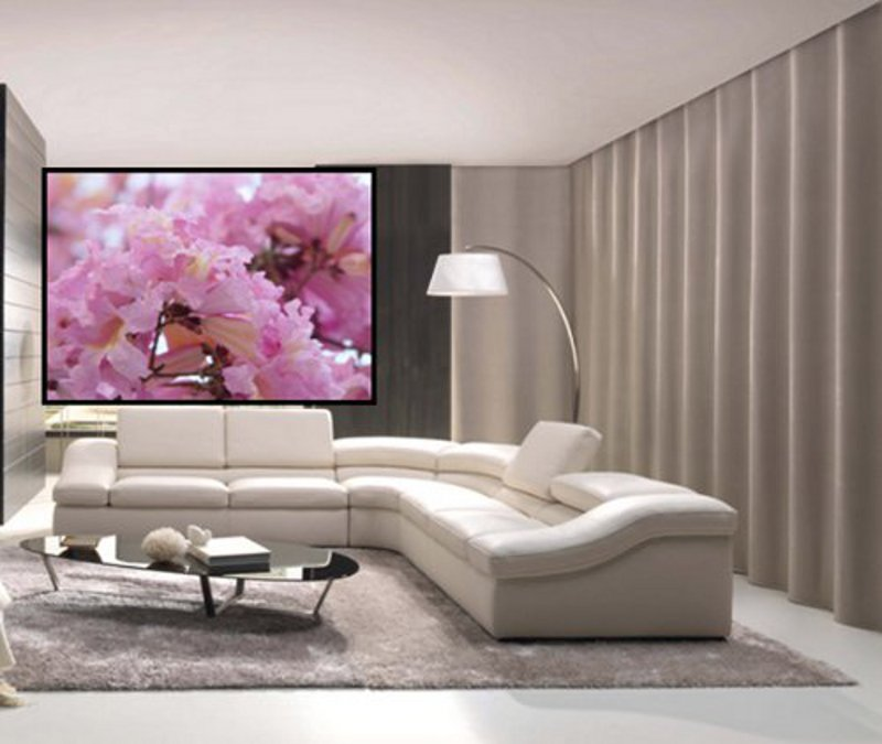 Pink Flower Cloud by Wolf Kesh Interior