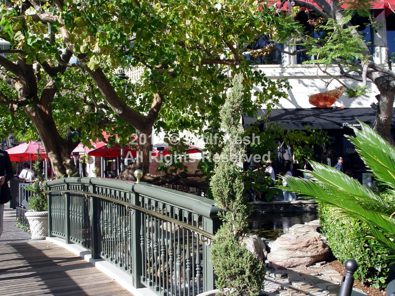 The Grove #022 Los Angeles Stock Photo By Wolf Kesh