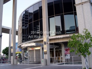 Mark Taper Forum Los Angeles Stock Photo By Wolf Kesh