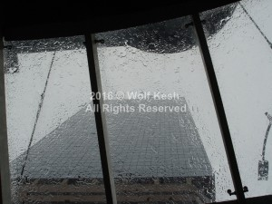 Rain In Downtown Los Angeles Stock Photo By Wolf Kesh