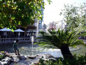 The Grove Los Angeles Stock Photo By Wolf Kesh